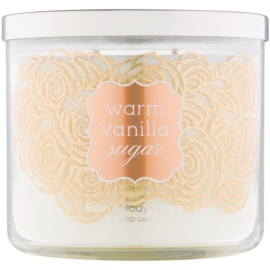 Bath & Body Works Warm Vanilla Sugar Scented Candle 411 g