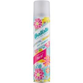 Batiste Fragrance Floral  suchý šampon pro všechny typy vlasů  200 ml