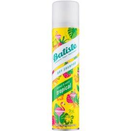 Batiste Fragrance Tropical suchy szampon nadający objętość i blask  200 ml