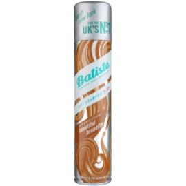 Batiste Hint of Colour сух шампоан  за коса с кафяви нюанси  200 мл.