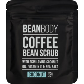 Bean Body Coconut Smoothing Body Scrub  50 g