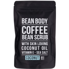 Bean Body Coconut Smoothing Body Scrub  220 g