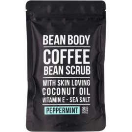 Bean Body Peppermint gommage corporel lissant  220 g