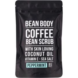 Bean Body Peppermint gladilni piling za telo  220 g