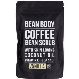 Bean Body Vanilla gommage corporel lissant  220 g