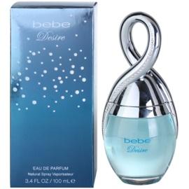 Bebe Perfumes Desire eau de parfum pentru femei 100 ml