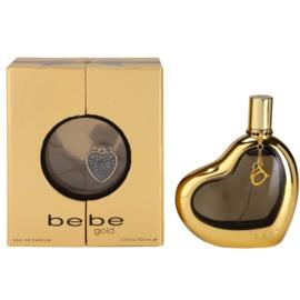 Bebe Perfumes Gold Eau de Parfum para mulheres 100 ml