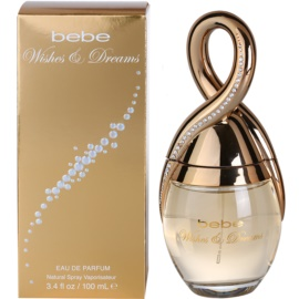 Bebe Perfumes Wishes & Dreams eau de parfum para mujer 100 ml