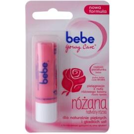 Bebe Young Care bálsamo para labios suaves  Rose 4,9 g