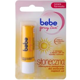 Bebe Young Care balzám na rty SPF 30 Sun 4,9 g