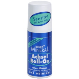 Bekra Mineral Deodorant Roll-On roll-on dezodor ásványi anyagokkal aleo verával  50 ml