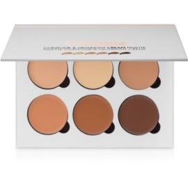BelláPierre Contour & Highlight palette contour de visage crémeux  24 g