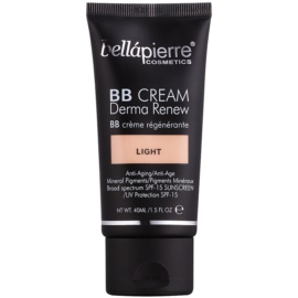 BelláPierre Derma Renew BB crème SPF 15 teinte Light 40 ml