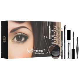 BelláPierre Eye and Brow Complete Kit kosmetická sada I.