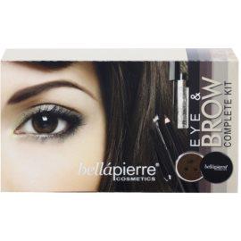 BelláPierre Eye and Brow Complete Kit kosmetická sada II.