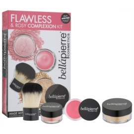 BelláPierre Flawless & Rosy Complexion Kit coffret cosmétique II.