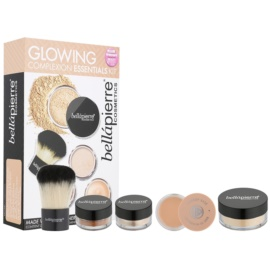 BelláPierre Glowing Complexion Essentials Kit kozmetika szett I.