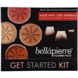 BelláPierre Get Started Kit zestaw kosmetyków II.