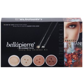 BelláPierre Get The Look Kit Pretty Woman kosmetická sada I.