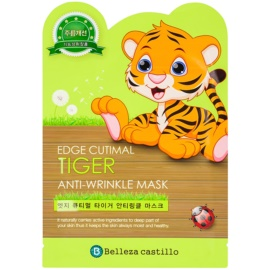 Belleza Castillo Edge Cutimal Tiger masque qui lisse les rides et raffermit la peau  25 g