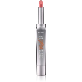 Benefit They're Real! Double The Lip šminka za polne ustnice odtenek Nude Scandal/Pinky Nude 1,5 g
