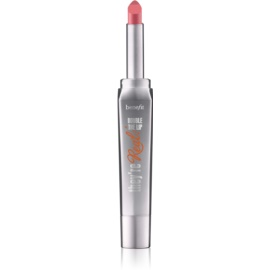 Benefit They're Real! Double The Lip ruj pentru buze culoare Lusty Rose 1,5 g