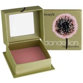 Benefit Dandelion blush cu efect iluminator culoare Soft Pink 7 g