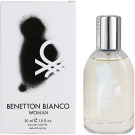 Benetton Bianco eau de toilette para mujer 30 ml