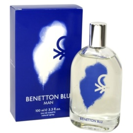 Benetton Blu Man Eau de Toilette Herren 100 ml