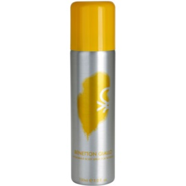 Benetton Giallo déo-spray pour femme 150 ml