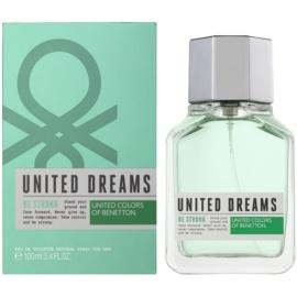 Benetton United Dreams Men Be Strong туалетна вода для чоловіків 100 мл