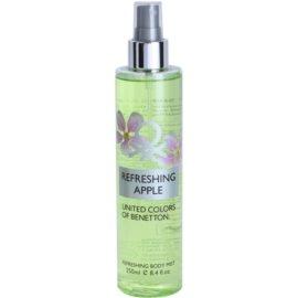 Benetton Refreshing Apple Körperspray für Damen 250 ml