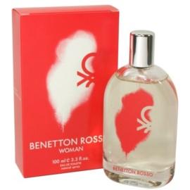 Benetton Rosso woda toaletowa dla kobiet 100 ml