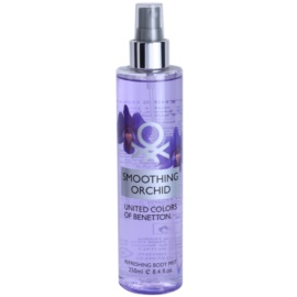 Benetton Smoothing Orchid Body Spray for Women 250 ml