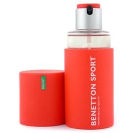 Benetton Sport Woman eau de toilette per donna 100 ml
