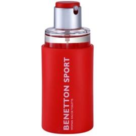 Benetton Sport Woman toaletní voda tester pro ženy 100 ml