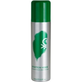 Benetton Verde Deo-Spray für Herren 150 ml