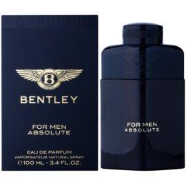Bentley Bentley for Men Absolute парфумована вода для чоловіків 100 мл