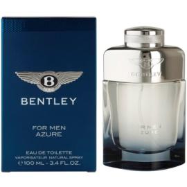 Bentley Bentley for Men Azure Eau de Toilette pentru barbati 100 ml