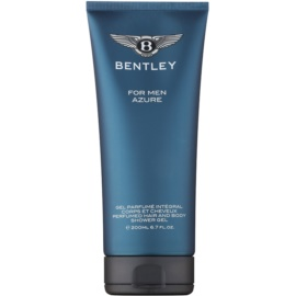Bentley Azure Duschgel für Herren 200 ml