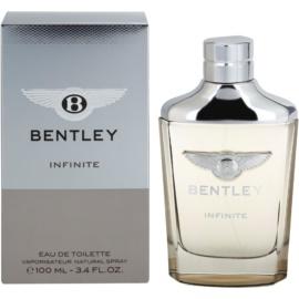 Bentley Infinite Eau de Toilette para homens 100 ml
