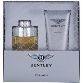 Bentley Bentley for Men coffret I. Eau de Toilette 100 ml + gel de duche 200 ml