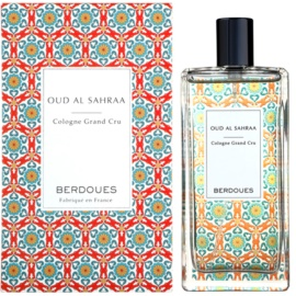 Berdoues Oud Al Sahraa kolinská voda unisex 100 ml