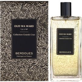 Berdoues Oud Wa Ward Eau de Parfum unissexo 100 ml