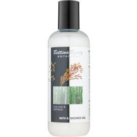 Bettina Barty Botanical Rice Milk & Bamboo sprchový a kúpeľový gél  400 ml
