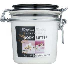 Bettina Barty Botanical Rise Milk & Cherry Blossom Body Butter  400 ml