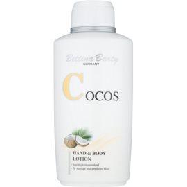 Bettina Barty Coconut losjon za roke in telo  500 ml