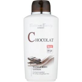 Bettina Barty Chocolate mlieko na ruky a telo s hydratačným účinkom  500 ml