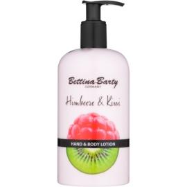 Bettina Barty Raspberry & Kiwi Milk for Hands and Body  500 ml
