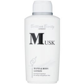 Bettina Barty Classic Musk mleczko do ciała dla kobiet 500 ml